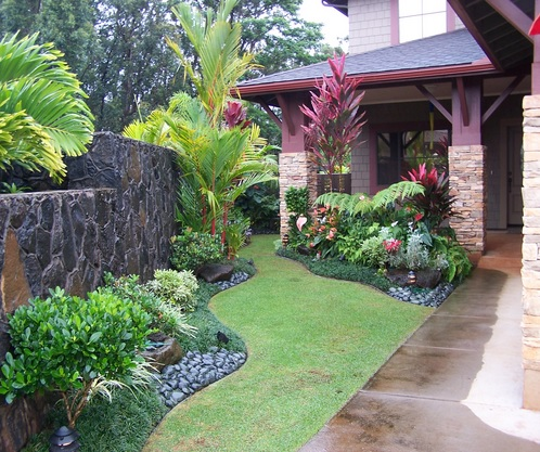 Hawaiian landscape design beatiful landscape for Landscape design hawaii